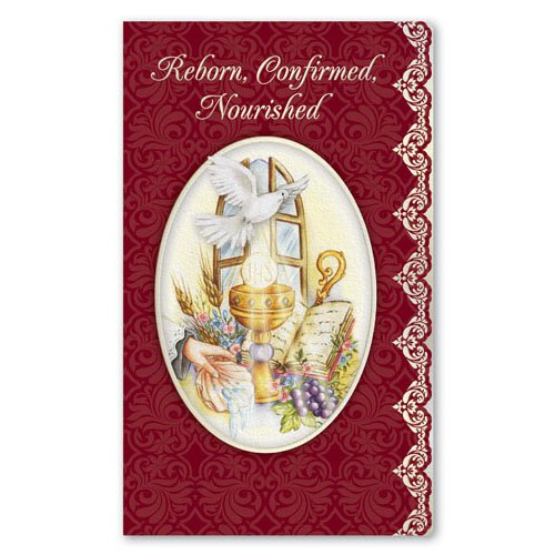 RCIA Prayer Folder with Sacrament Medal