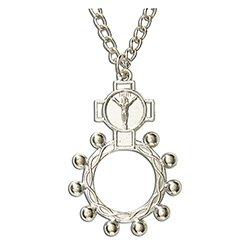 Rosary Ring Pendant - 24/pk