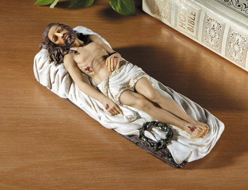 The Dead Savior Statue