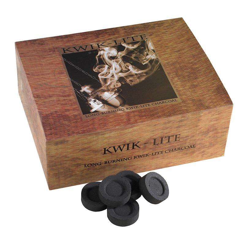 Kwik Lite Charcoal Tabs - 100/bx
