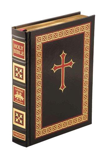 Catholic Family Bible - Signature Ed (Black)
