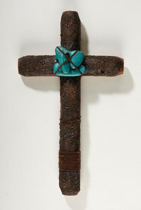 Prairie Faith Wall Cross