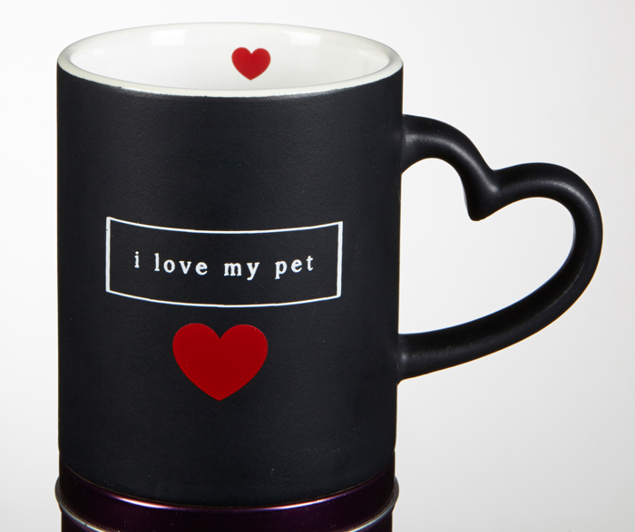Mug - I Love My Pet  - 6/PK