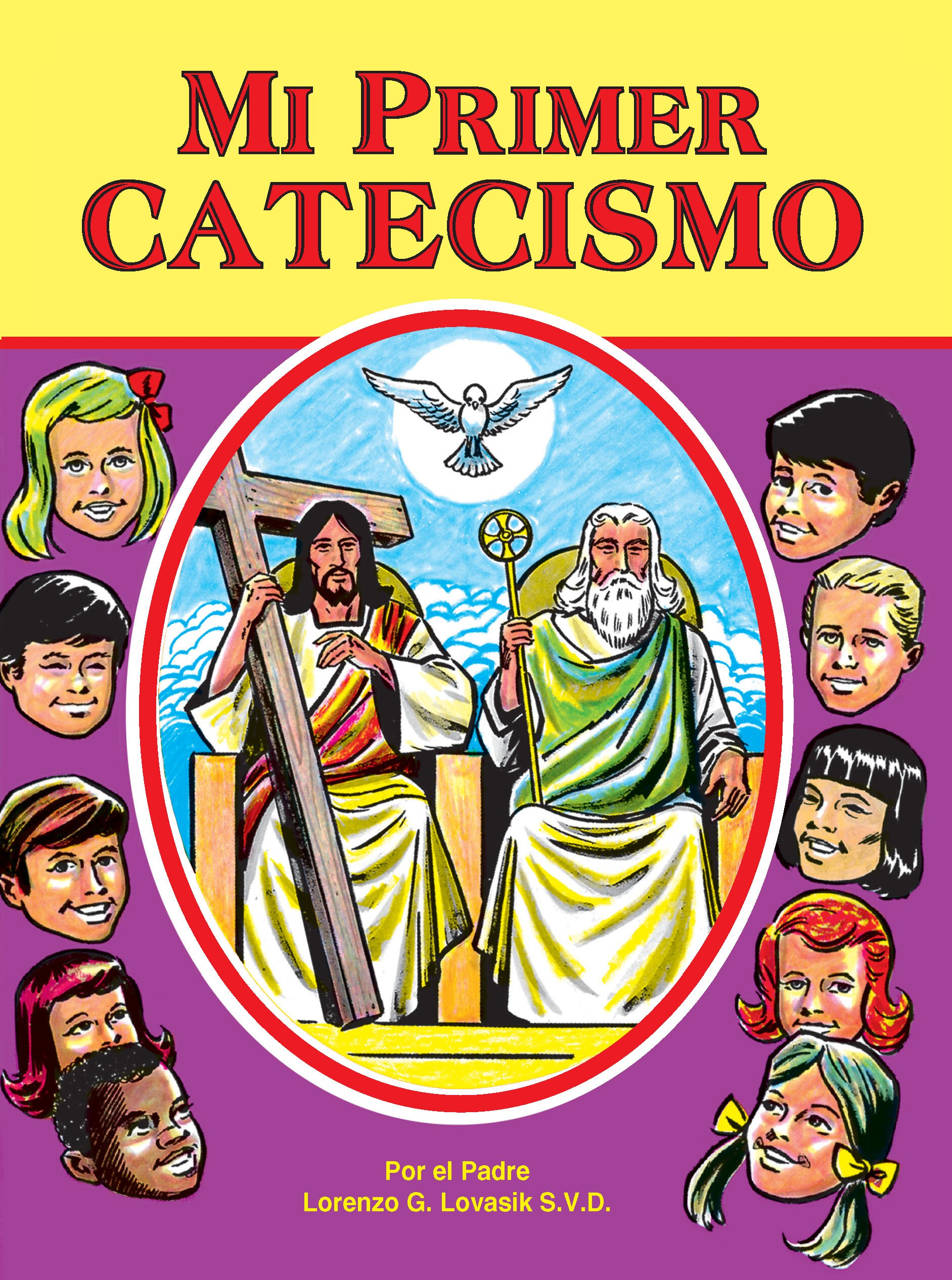 St. Joseph Picture Book - Mi Primer Catecismo (My First Catechism)