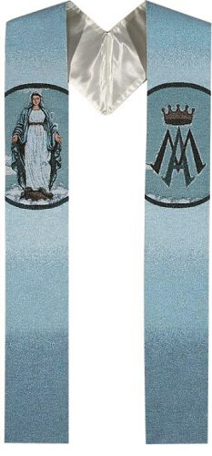 Mary Immaculate Stole