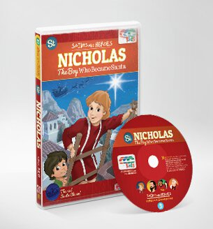 Saints and Heroes DVD Series: Nicholas: Boy Who Became Santa
