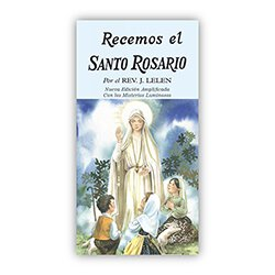 Recemos El Santo Rosario - 12/pk