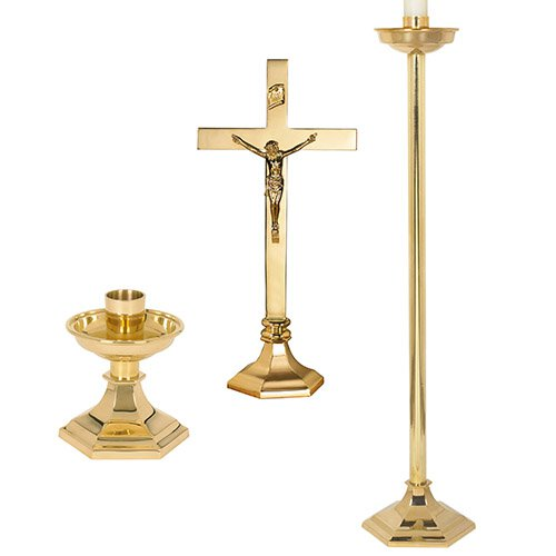 Windsor Altar Appointments Set Of 4