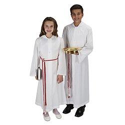 Monastic Alb - New Englander
