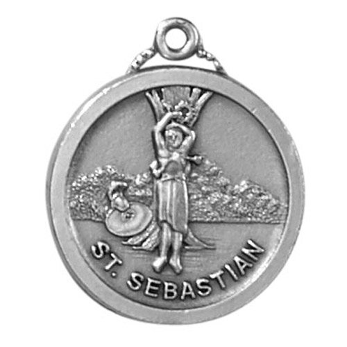 Creed® Heritage Collection St. Sebastian Medal