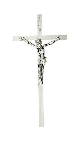 Crucifix Auto Emblem - 12/pk
