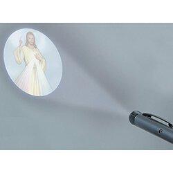 Divine Mercy LED Projector Pen - 6/pk