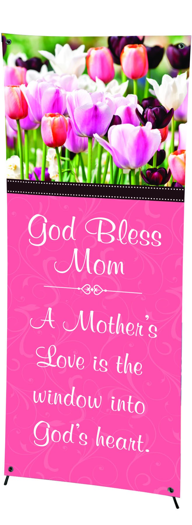 Church Event Series X-Stand Banner - Mother's Day