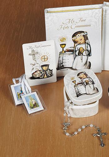 Hummel® First Communion Gift Set - Girl