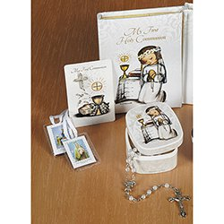 First Communion Gift Set - Girl