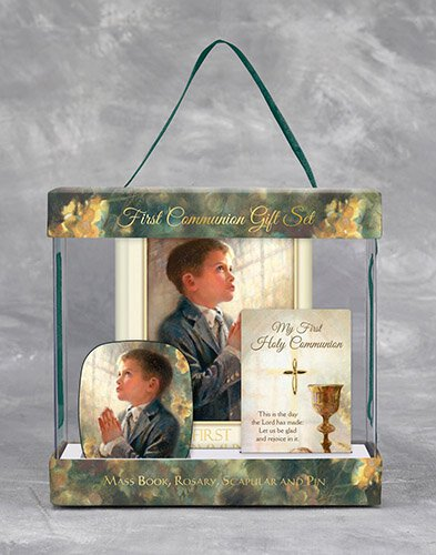 Kathy Fincher First Communion Gift Set - Boy