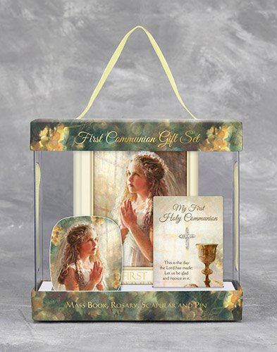 Kathy Fincher First Communion Gift Set - Girl
