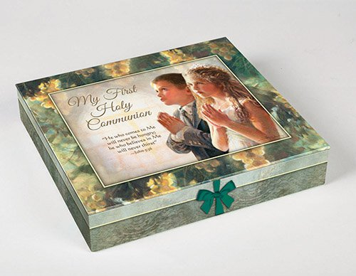 Kathy Fincher First Communion Deluxe Gift Set - Boy