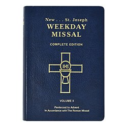 Saint Joseph Weekday Missal Vol. 2
