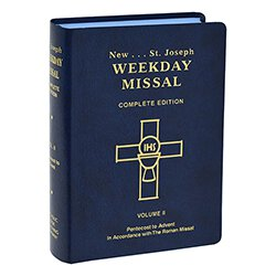 Saint Joseph Weekday Missal Vol. 2