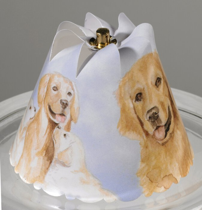 Golden Retriever Individual Shade Package