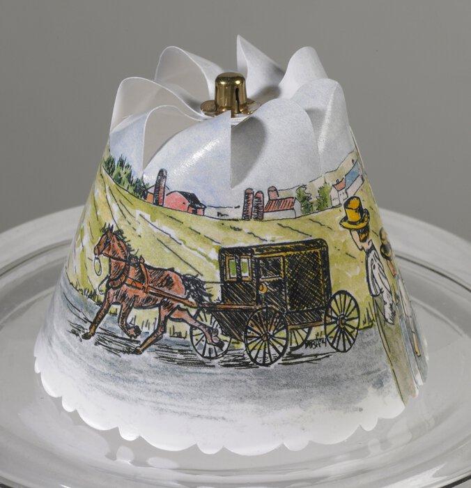 Amish Buggy Individual Shade Package