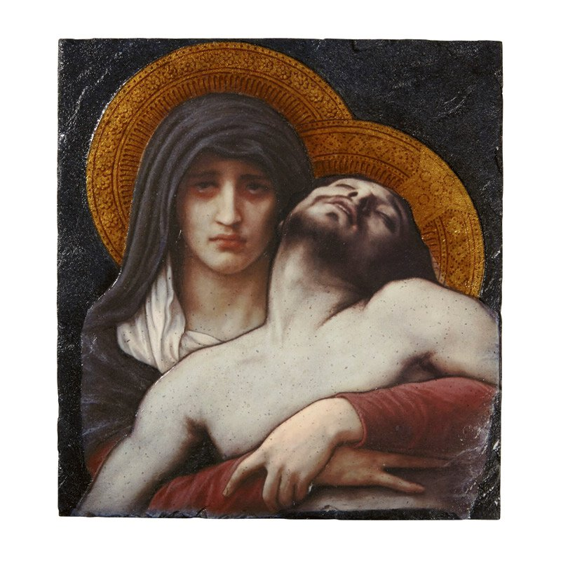 Marco Sevelli Tile Plaque - Pieta
