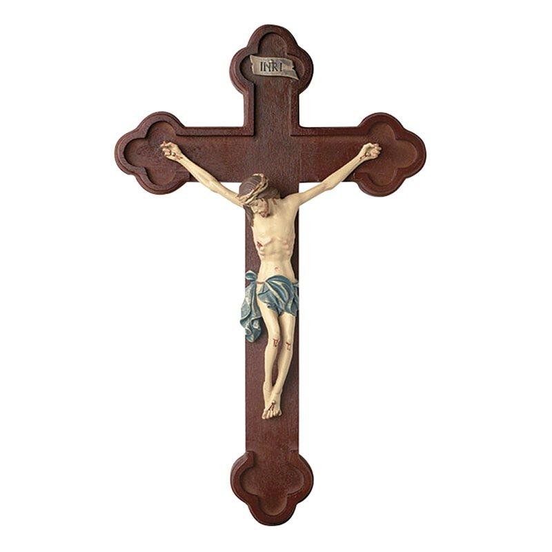10 Tomaso Budded Crucifix