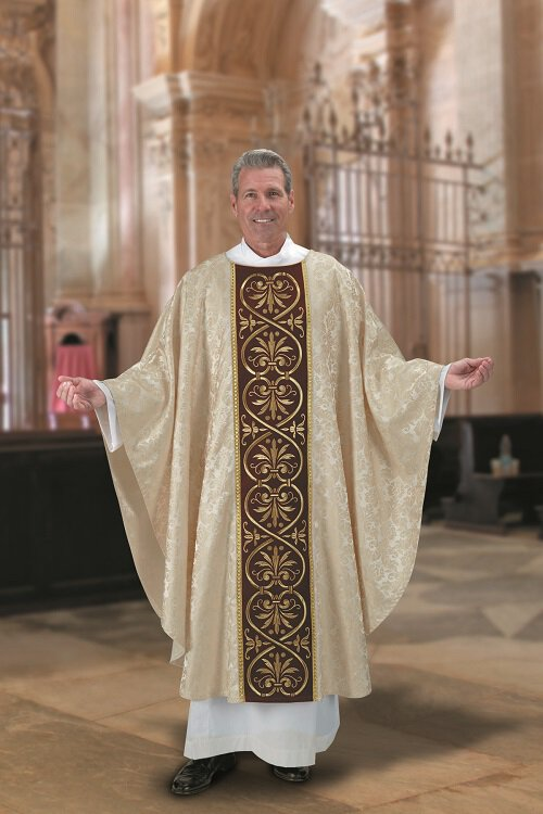 Monreale Collection Chasubles