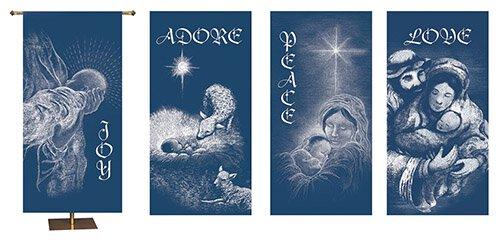Christmas Banner Series