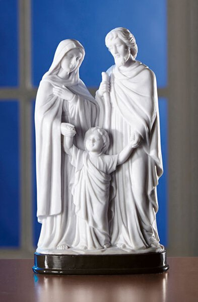 "8"" Holy Family Venice Collection Statue"