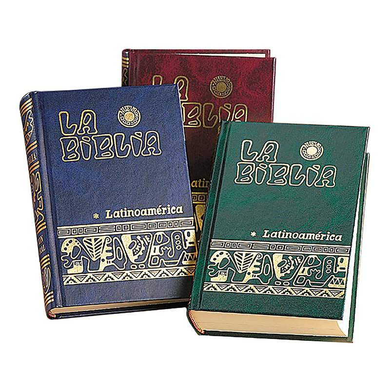 La Biblia Latinoamerica Pocket Bible