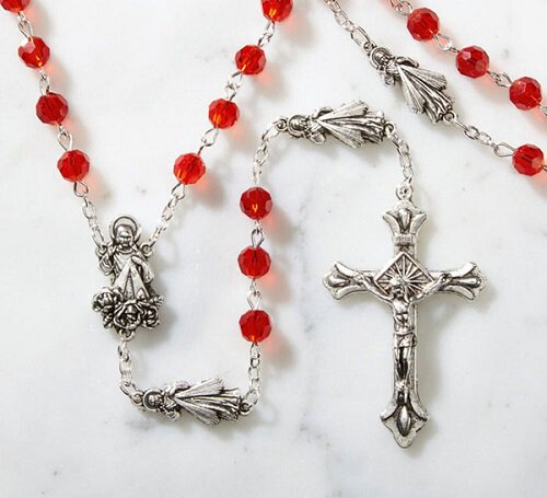 Divine Mercy Victorian Rosary