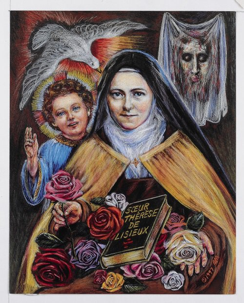 St. Therese - Print