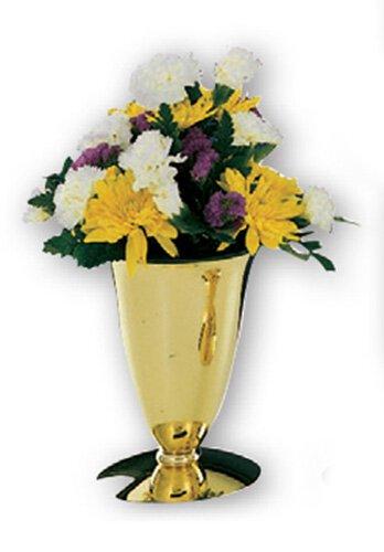 """10"""" Round Base Altar Vases"""