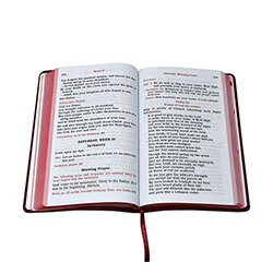 Shorter Christian Prayer Book - Large Type