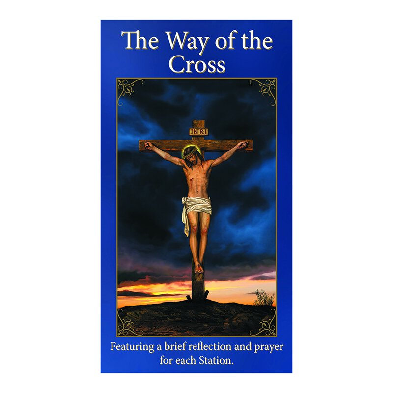 The Way of the Cross Pamphlet - 100/pk