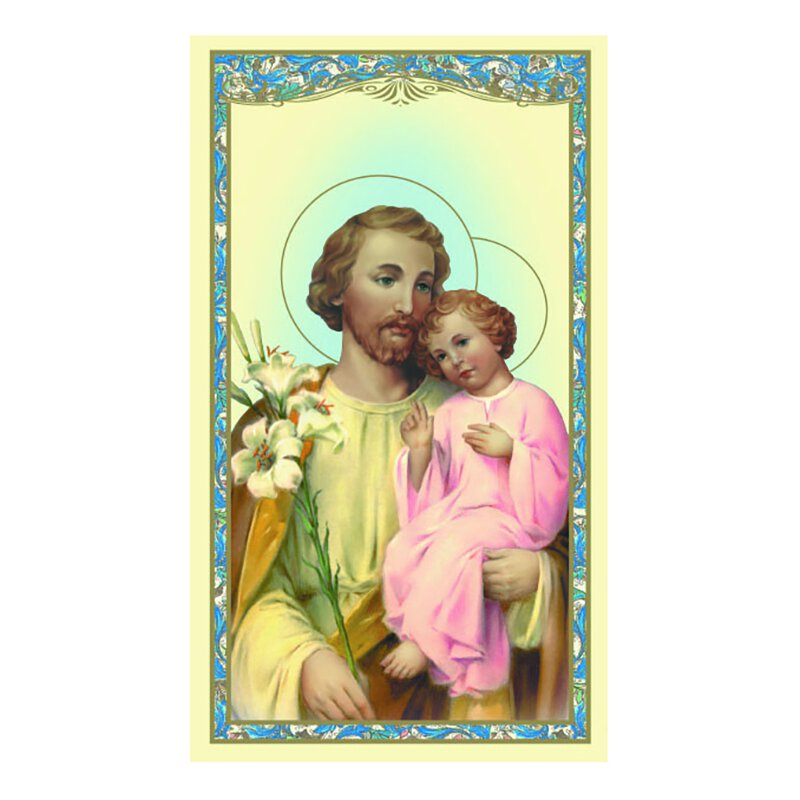 Father's Day Holy Card - 100/pk