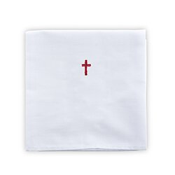 Red Cross Corporal 12/pk - Poly Cotton Blend