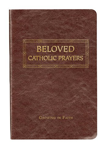 Aquinas Press® Beloved Catholic Prayers - Vinyl Cover Edition