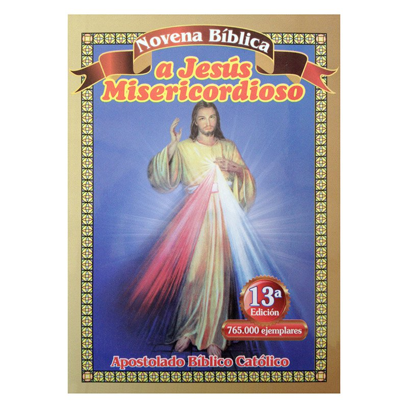 Novena Bíblica a Jesús Misericordioso