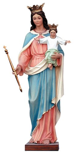 Our Lady of Perpetual Help Statue - Color