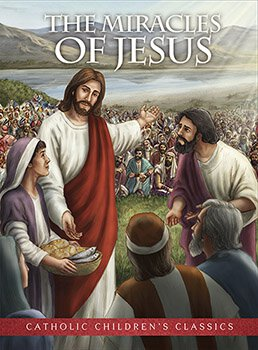 Aquinas Kids® Picture Book - The Miracles of Jesus
