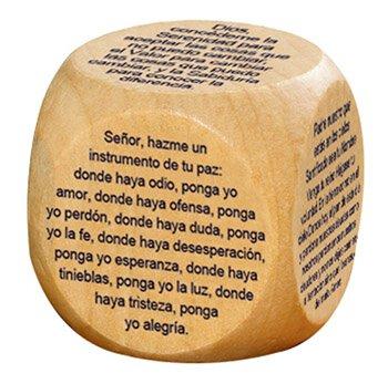 Original Prayer Cube™ - Spanish