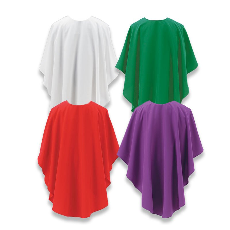 Everyday Chasuble Set of 4 Asst Colors
