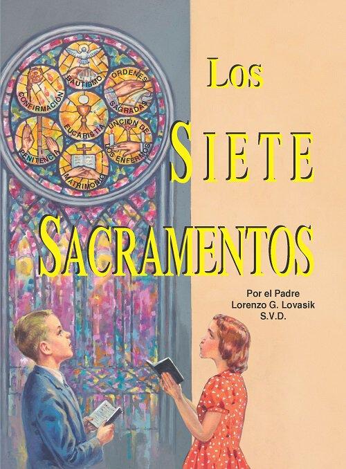 St. Joseph Picture Book - Los Siete Sacramentos