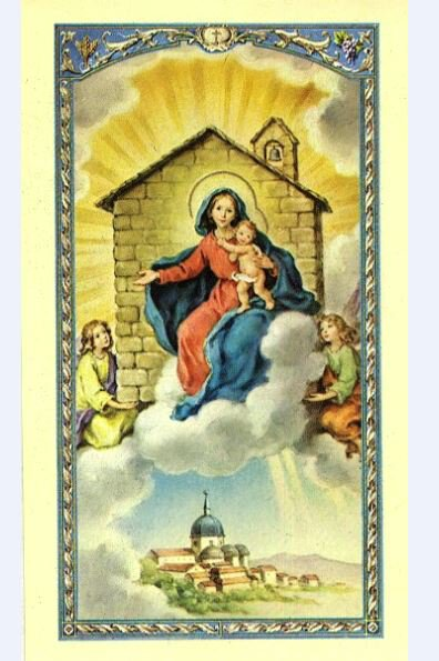 Our Lady Loretto House Prayer