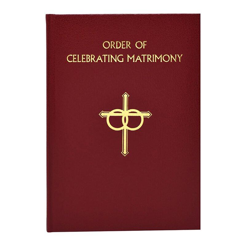 Order of Celebrating Matrimony - Clothbound