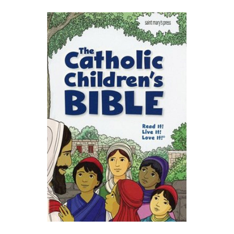 The Catholic Children's Bible - Hardcover