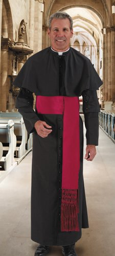 Custom Summertime House Cassock